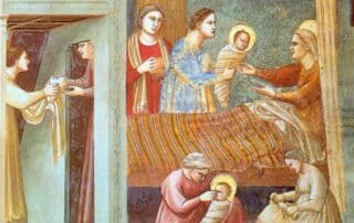 La natividad de la Virgen María según san Máximo el Confesor (s.VII) 1