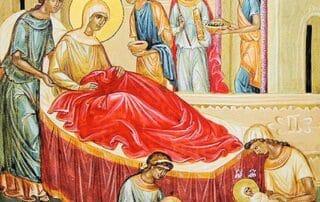 ¿Dónde nació la Virgen María? - ¿En Jerusalén, en Nazaret, en Belén...? 9