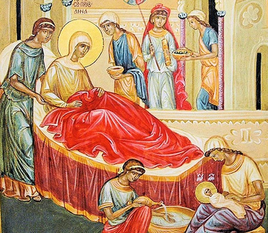 ¿Dónde nació la Virgen María? - ¿En Jerusalén, en Nazaret, en Belén...? 2