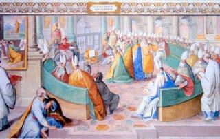 ¿Qué sabes sobre el Concilio de Nicea?  - año 325 2