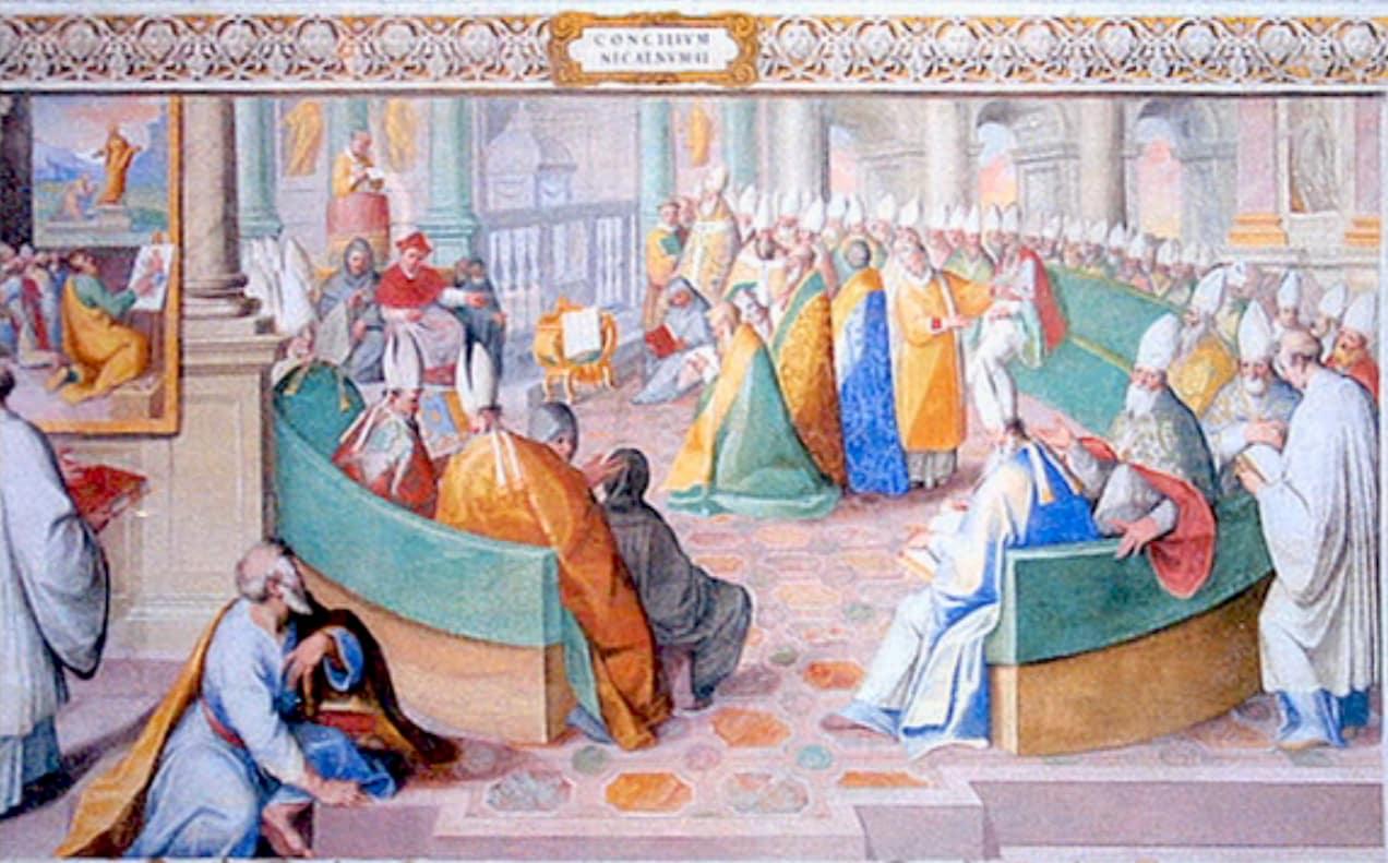 ¿Qué sabes sobre el Concilio de Nicea? - año 325 1