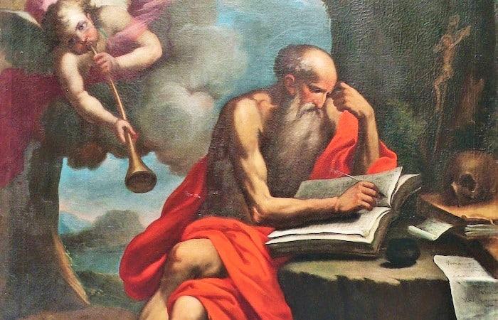 Un homenaje a San Jerónimo - En el 1600 aniversario de su muerte 1