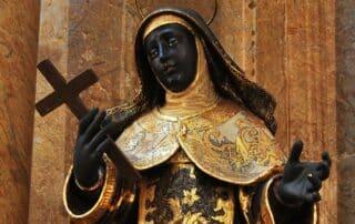 Santa Efigenia (o Ifigenia), siglo I - 21 septiembre 4