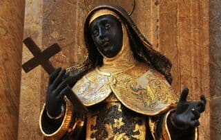 Santa Efigenia (o Ifigenia), siglo I - 21 septiembre 3