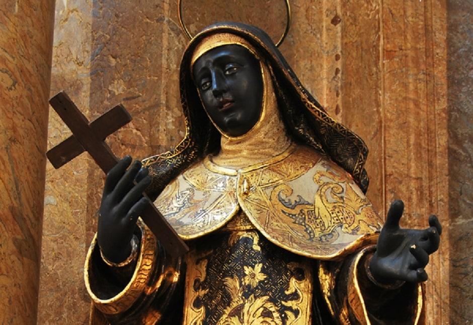 Santa Efigenia (o Ifigenia), siglo I - 21 septiembre 1