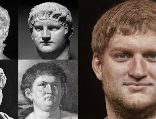El rostro de los emperadores romanos, reconstruido a partir de sus esculturas