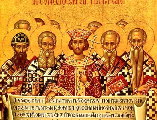Los primeros Concilios en la historia de la Iglesia – De los siglos I al VI