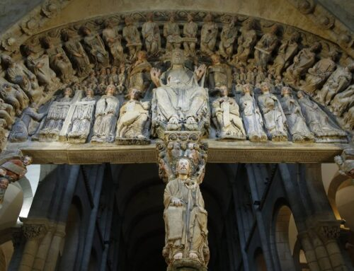 Impresionante visita virtual al Pórtico de la Gloria – Catedral de Santiago de Compostela