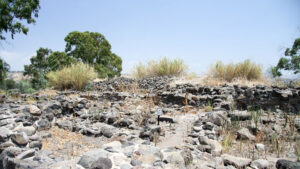 Betsaida - La ciudad del milagro de los panes y los peces es localizada 2