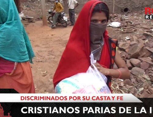 Cristianos parias de la India – Discriminados por su casta, ahora también por su fe