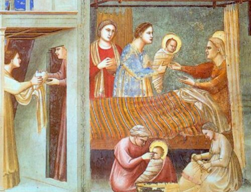 La natividad de la Virgen María según san Máximo el Confesor (s.VII)