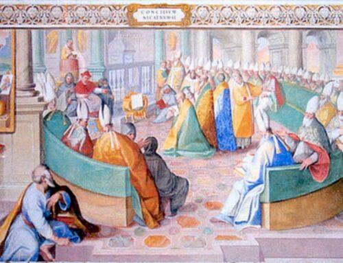 ¿Qué sabes sobre el Concilio de Nicea?  – año 325