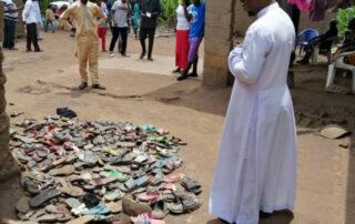 """Nigeria: """"Es como si nos dejaran morir a causa de nuestra fe"""" 1"""