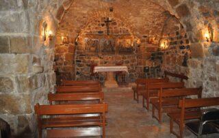 La casa de San Ananías en Damasco - donde no muere la esperanza 7