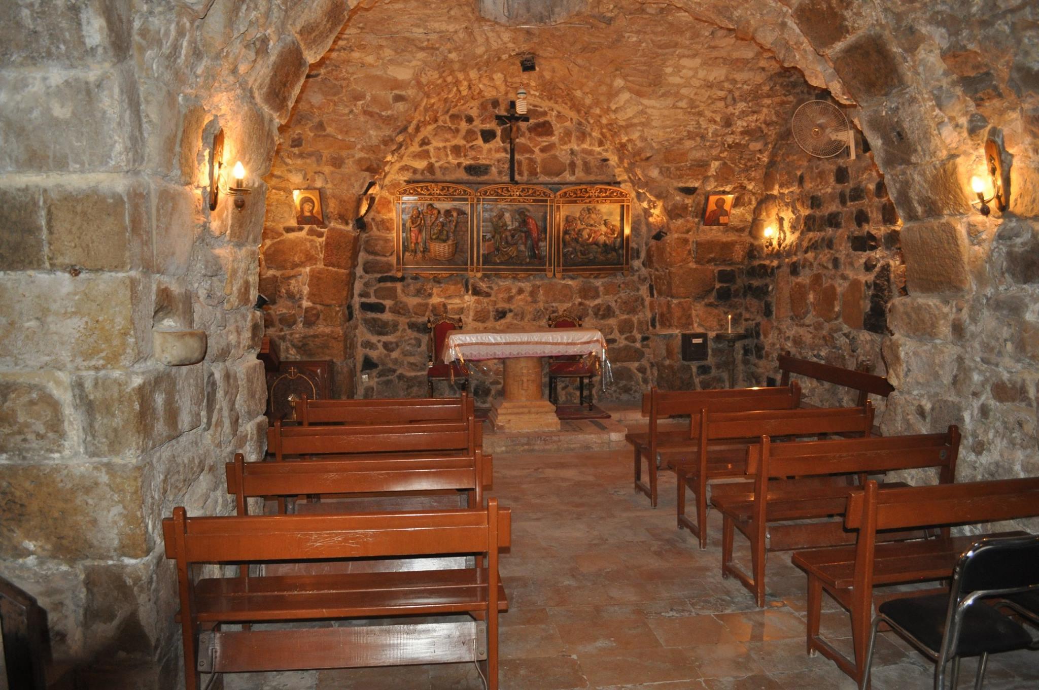La casa de San Ananías en Damasco - donde no muere la esperanza 1
