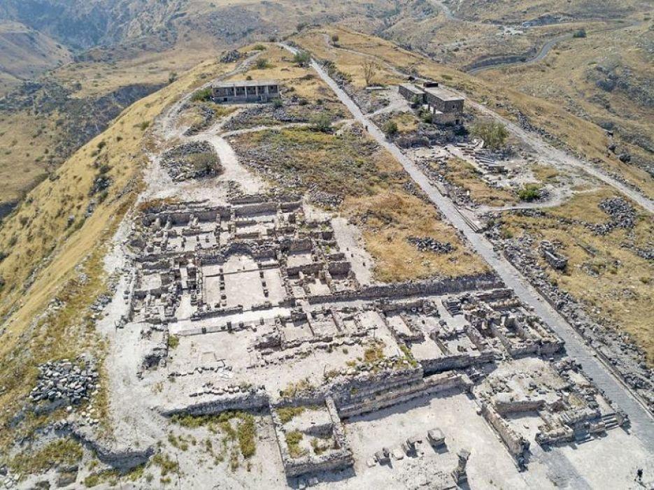 Galilea - Desenterrado un baño ritual judío de 2.000 años del período del Segundo Templo 1