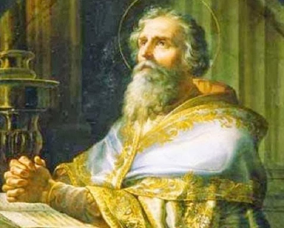San Proclo, patriarca de Constantinopla - 24 de octubre 1