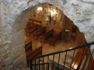 La casa de San Ananías en Damasco - donde no muere la esperanza 3
