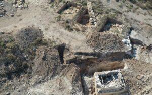 Galilea - Desenterrado un baño ritual judío de 2.000 años del período del Segundo Templo 2