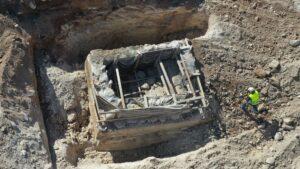 Galilea - Desenterrado un baño ritual judío de 2.000 años del período del Segundo Templo 3