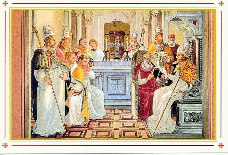 ¿Qué sabes sobre el Concilio de Éfeso ? – año 431 1