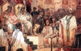 ¿Qué sabes del Concilio de Calcedonia?  -  Año 451 2