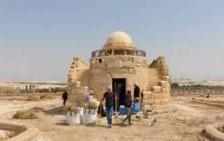 Río Jordán - Iglesia franciscana del Bautismo de Jesús ha sido reabierta 5