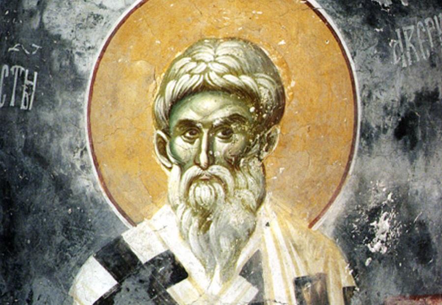 San Marcos de Jerusalén, obispo - 22 octubre 1