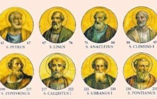 Historia del Papado - El primado de san Pedro en la Iglesia primitiva 7