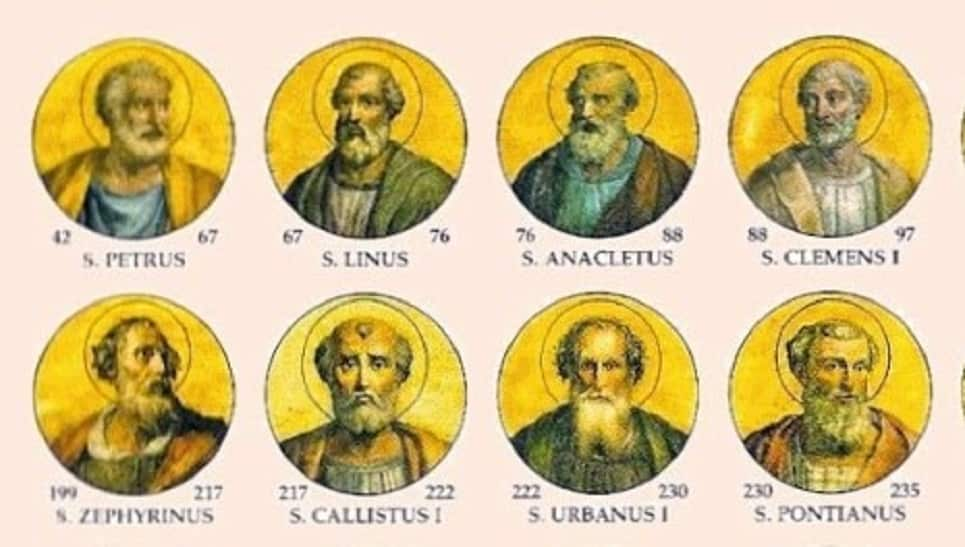 Historia del Papado - El primado de san Pedro en la Iglesia primitiva 1