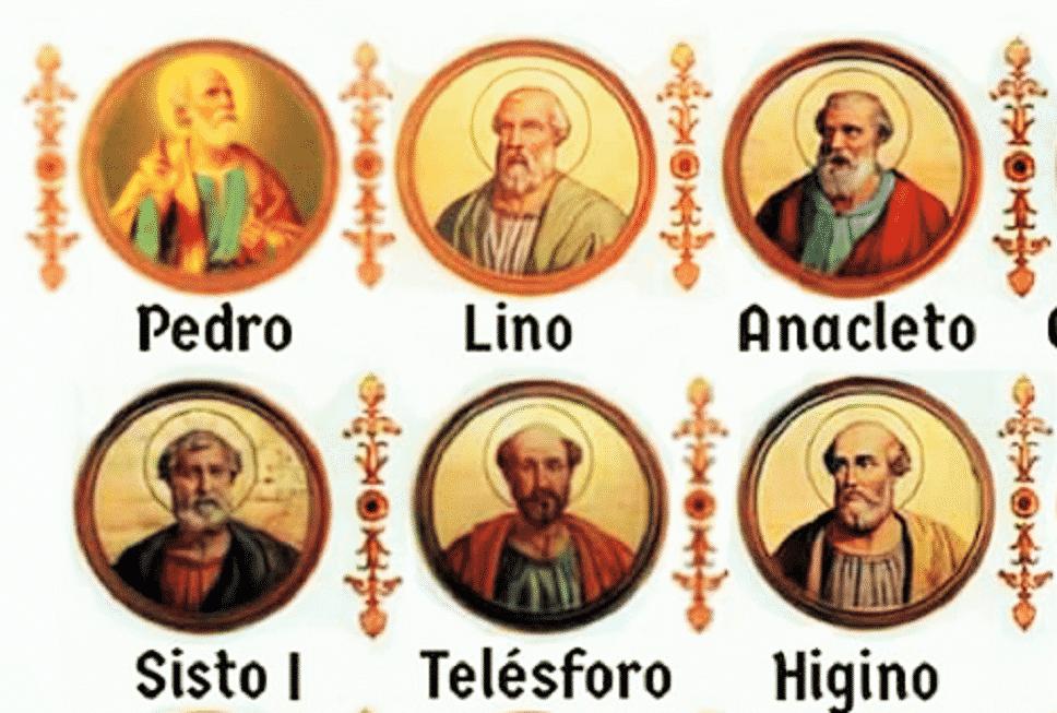 Historia del Papado en la Iglesia primitiva - Los papas del Siglo I 1