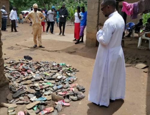"""Nigeria: """"Es como si nos dejaran morir a causa de nuestra fe"""""""