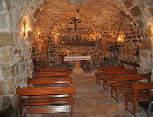 La casa de San Ananías en Damasco – donde no muere la esperanza