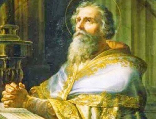 San Proclo, patriarca de Constantinopla – 24 de octubre
