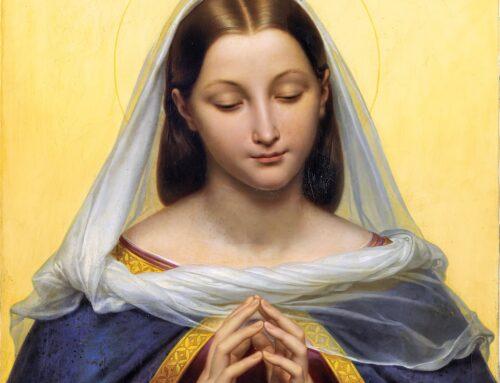 Oraciones de los primeros cristianos dirigidas a la Virgen María
