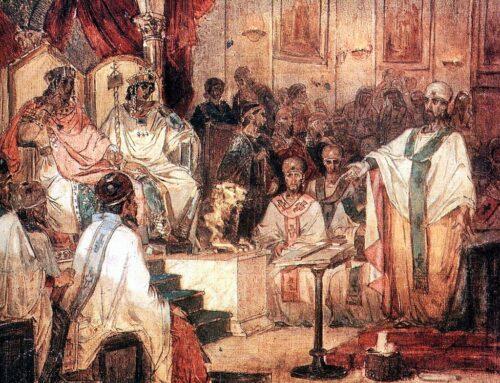 ¿Qué sabes del Concilio de Calcedonia?  –  Año 451