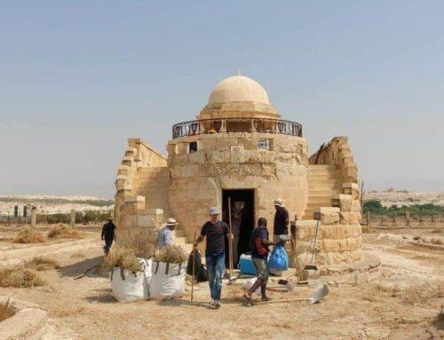 Río Jordán – Iglesia franciscana del Bautismo de Jesús ha sido reabierta