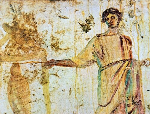 La fuerza de la conversión como cambio espiritual – Dos ejemplos de los siglos II y III