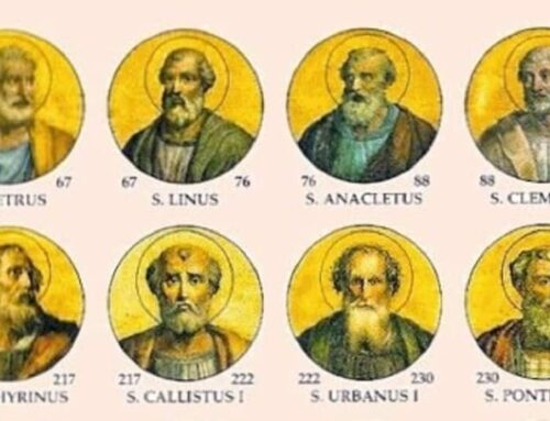 Historia del Papado – El primado de san Pedro en la Iglesia primitiva