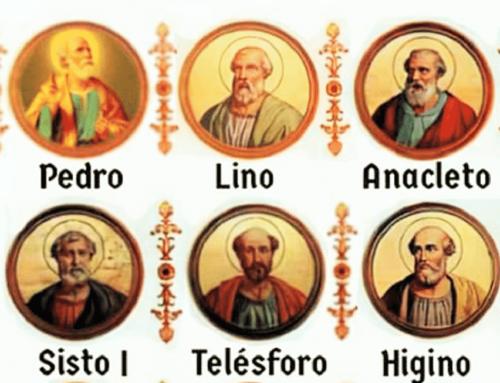 Historia del Papado en la Iglesia primitiva – Los papas del Siglo I
