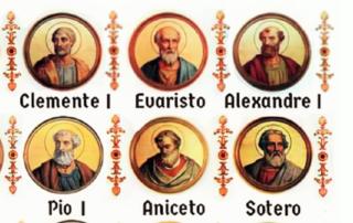 Historia del Papado en la Iglesia primitiva – Los papas del Siglo II 1
