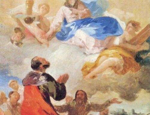 Aparición de la Virgen del Pilar – algunas consideraciones