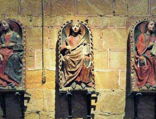 Santos Vicente, Sabina y Cristeta, mártires siglo IV – 27 de Octubre