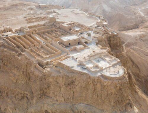 Los 10 sitios arqueológicos más emblemáticos de Israel