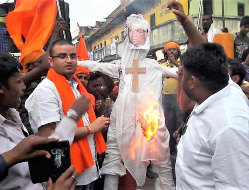 La violencia contra los cristianos se dispara en el estado de la India más poblado