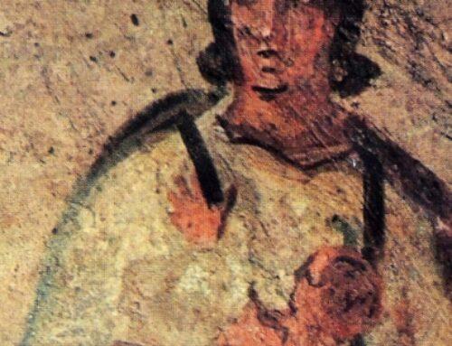 La primera imagen mariana ¿está en las catacumbas de Santa Priscilla?