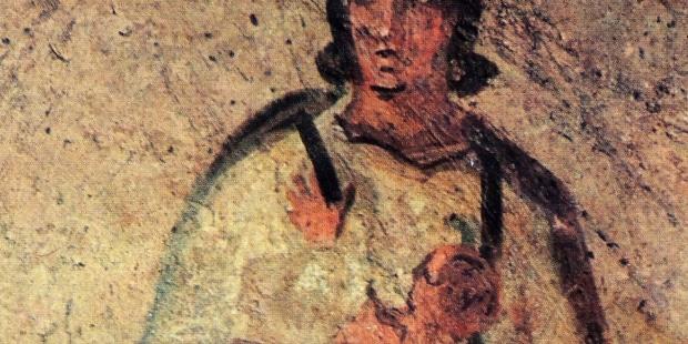 La primera imagen mariana ¿está en las catacumbas de Santa Priscilla? 1