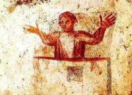 oracion primeros cristianos