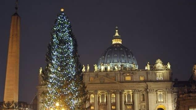 """Nacimiento y árbol de Navidad del Vaticano serán """"signo de esperanza"""" contra el COVID 1"""