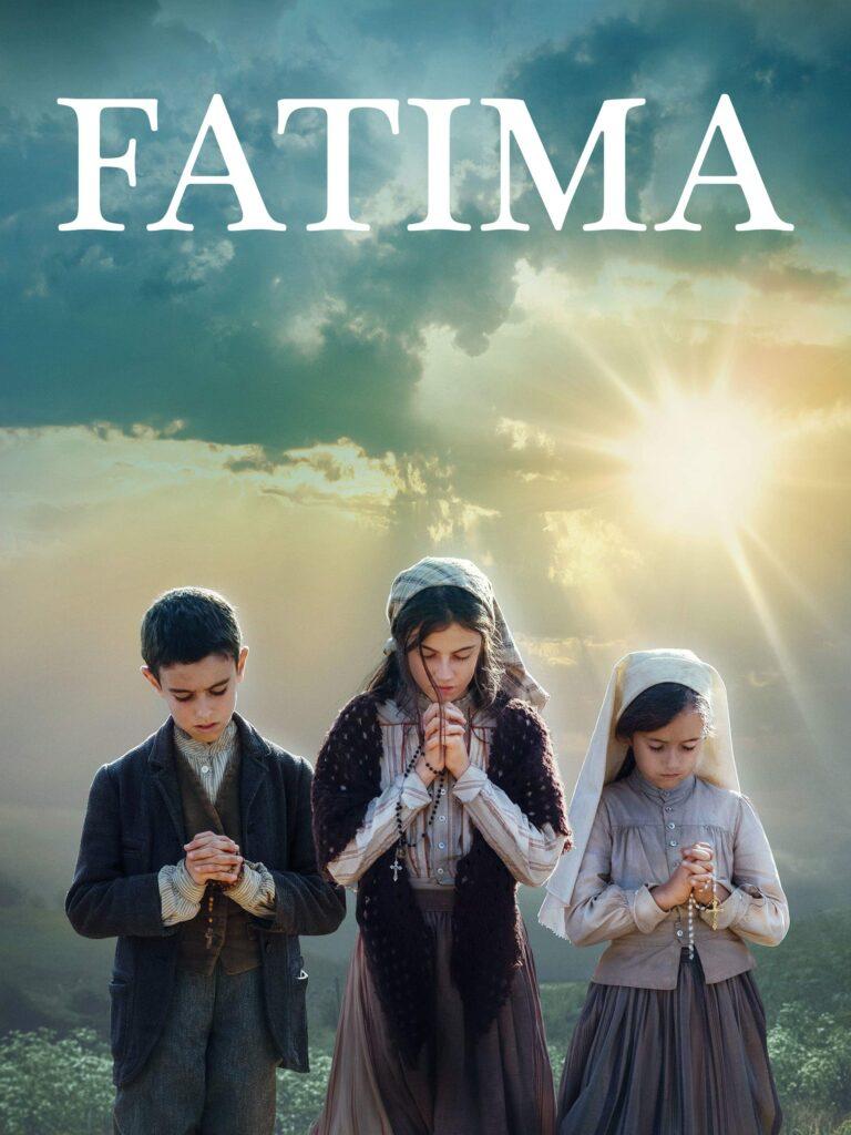 Algunas escenas del rodaje de la película «Fátima» 1